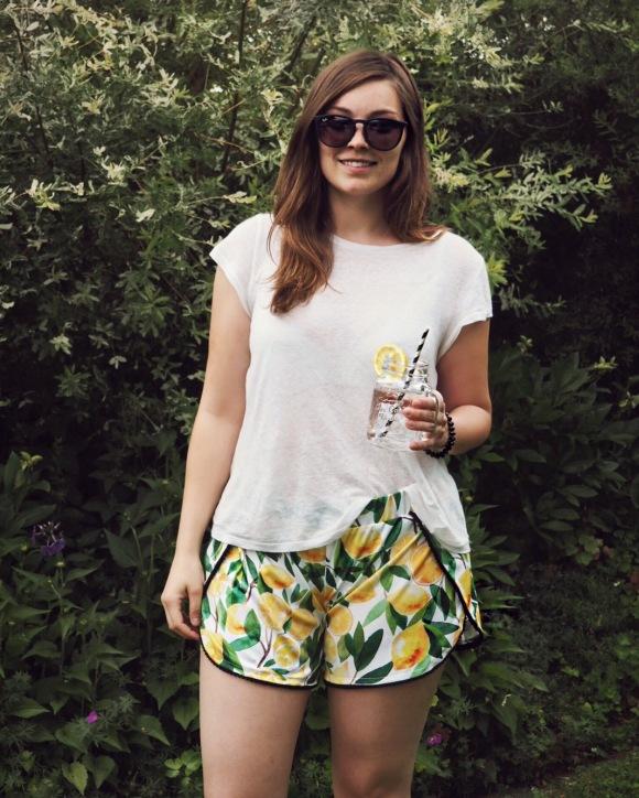 Shorts lemon