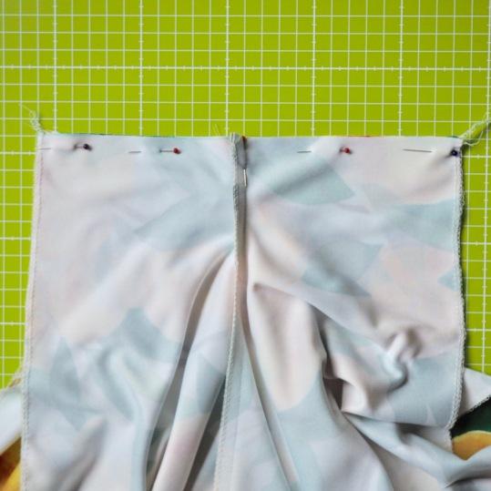 Shorts nähen