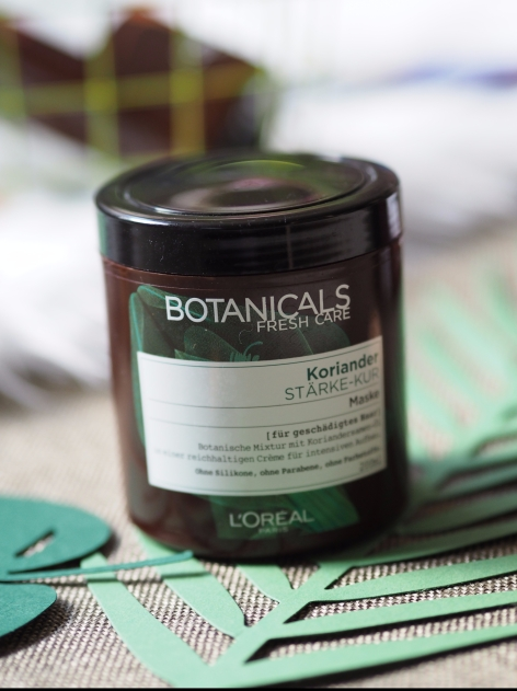 Botanicals Fresh Care Stärke-Kur