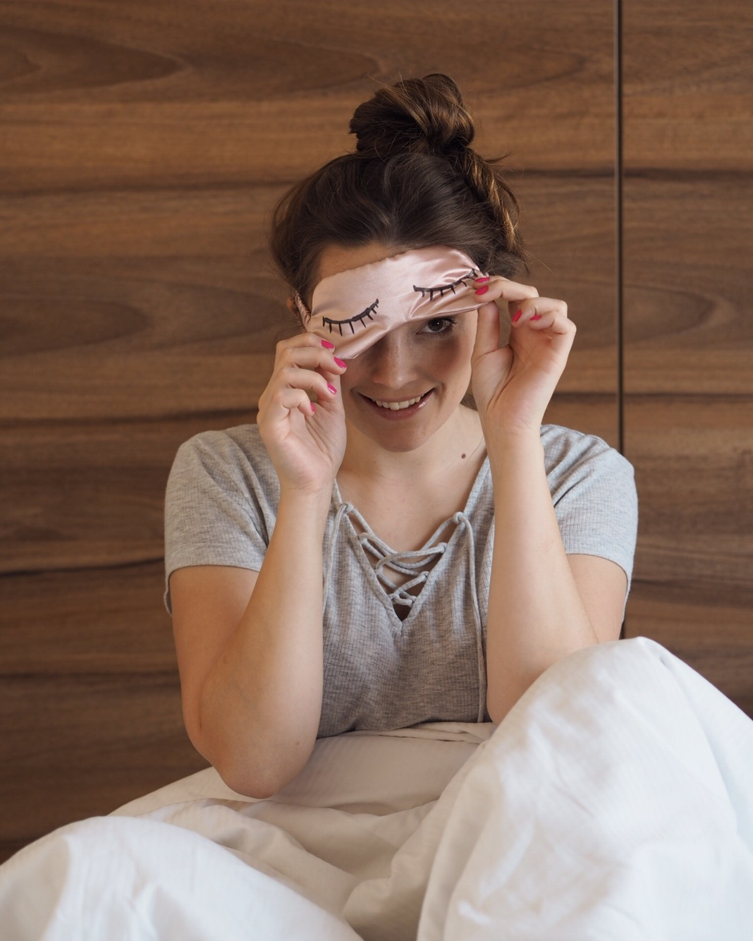 diy schlafmaske sleeping mask