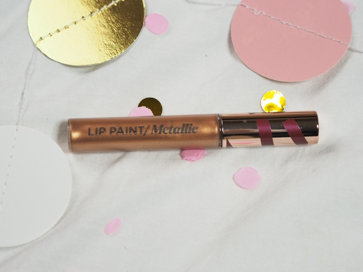 Lip Paint Metallic