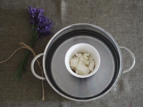 Lavendel Seife selber machen