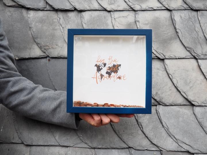 DIY: Spardose basteln #ikeahack #hochzeitsgeschenk
