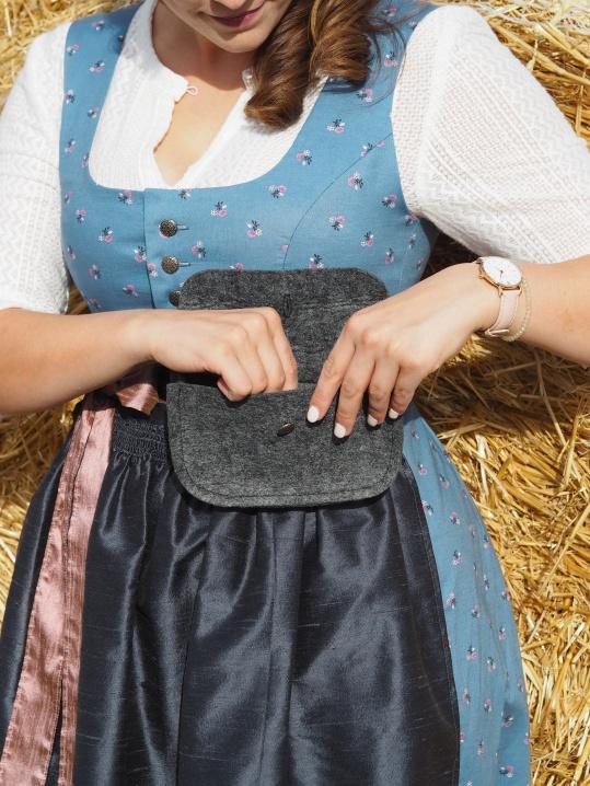 Oktoberfest Dirndl Janker nähen