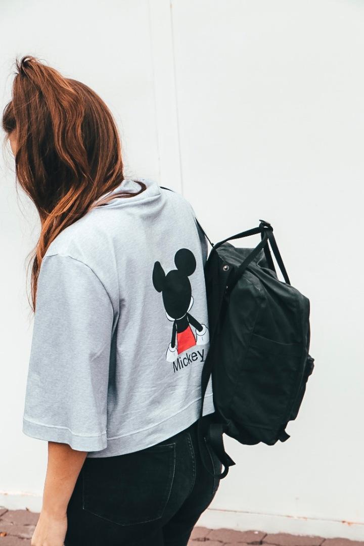 burda style x Disney Top nähen